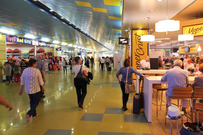 Las Palmas Airport is open 24 hours and is considered one of the safest airports in the world.